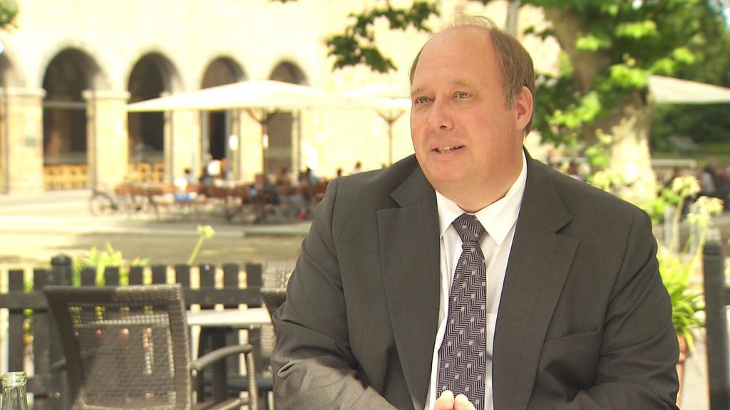 Helge Braun (CDU) war an der Seite von Kanzlerin Angela Merkel  einer der wichtigsten Krisenmanager während der Coronakrise.