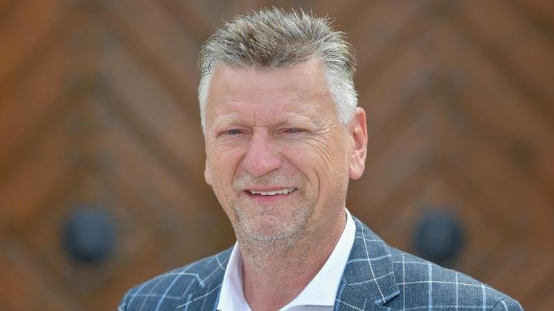 Olaf Schöpe, Präsident des Deutschen Hotel- und Gaststättenverbandes Brandenburg (Dehoga). Foto: Patrick Pleul/dpa-Zentralbild/dpa/Archiv