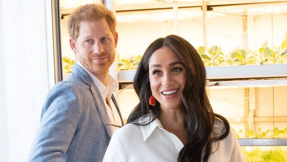 Prinz Harry und Herzogin Meghan sind unter den Top 100 Stars mit großem Einfluss.