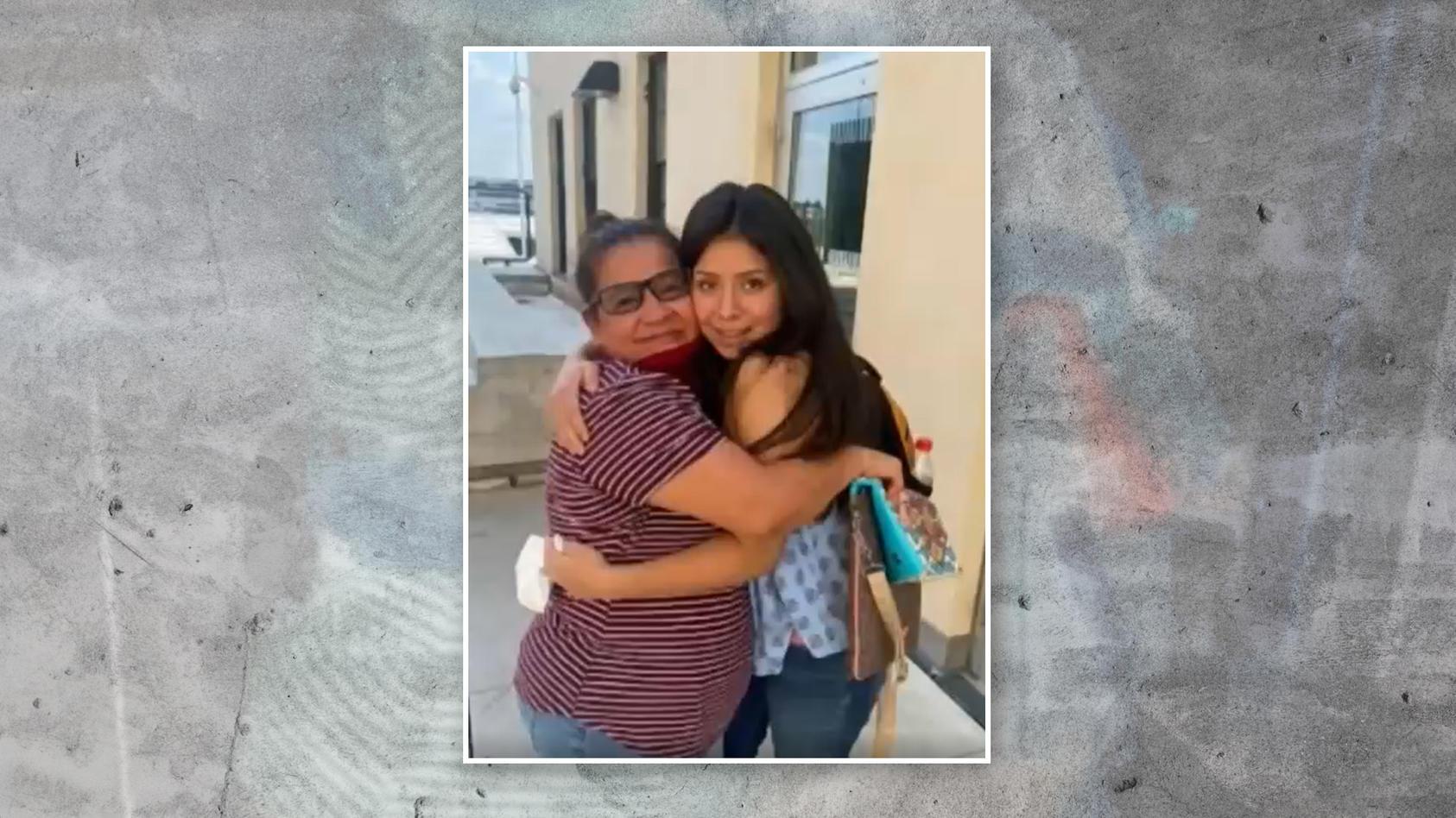Jacqueline Hernandez ist am 22. Dezember 2007 von ihrem Vater Pablo in Florida entführt worden. 14 Jahre später kann sie ihre Mama Angelica endlich wieder in die Arme schließen.