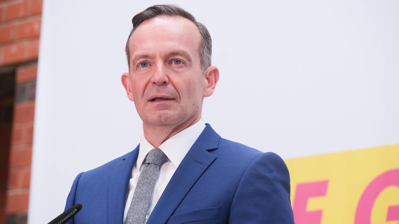 Volker Wissing will an Schuldenbremse festhalten