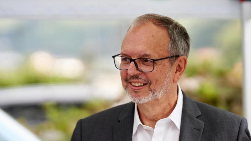 Bundeswahlleiter Dr. Georg Thiel. Foto: Thomas Frey/dpa