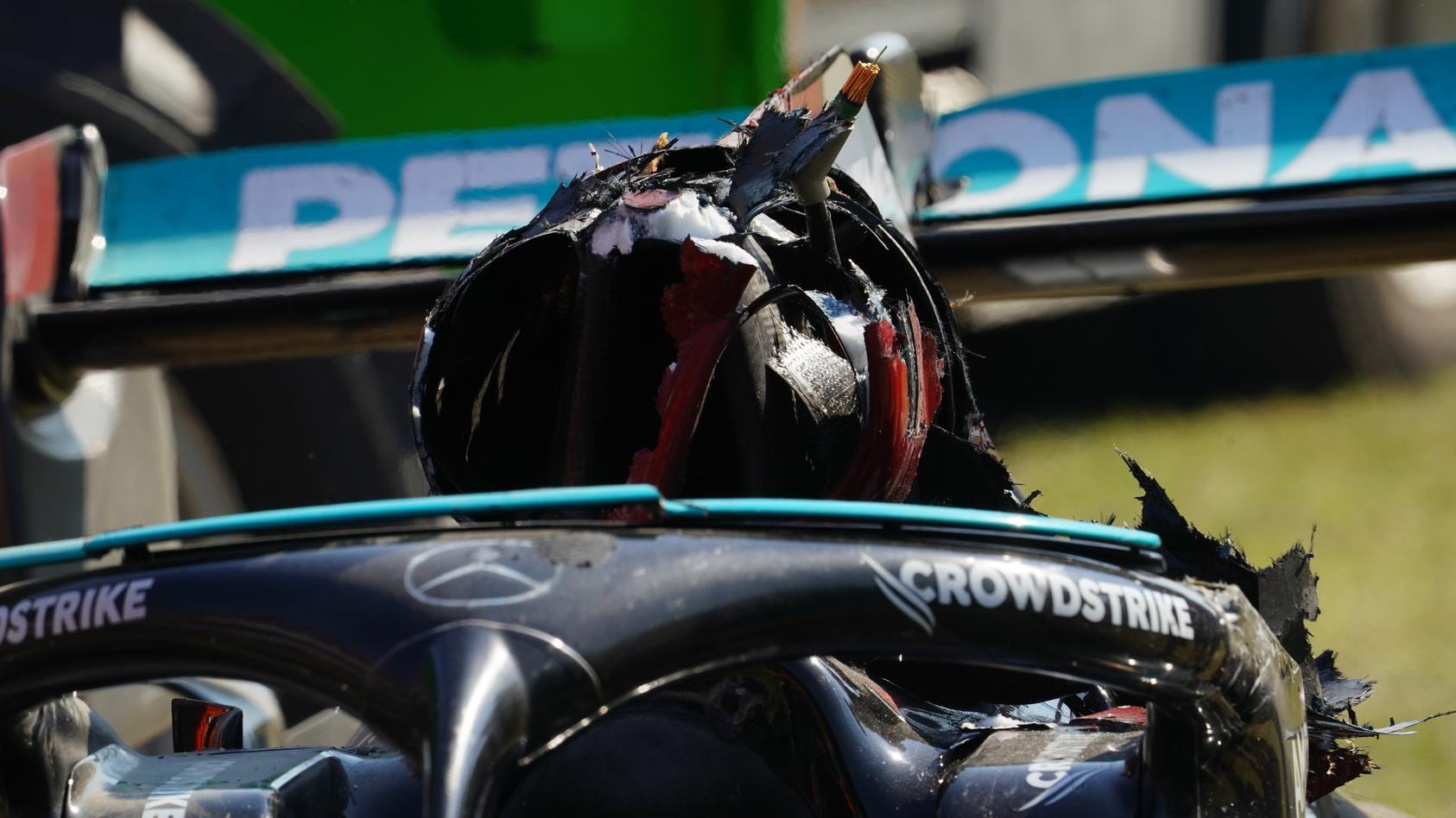 Schwere Vorwürfe von Helmut Marko gegen Lewis Hamilton