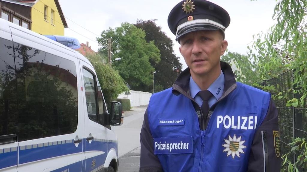 Polizei Großröhrsdrof