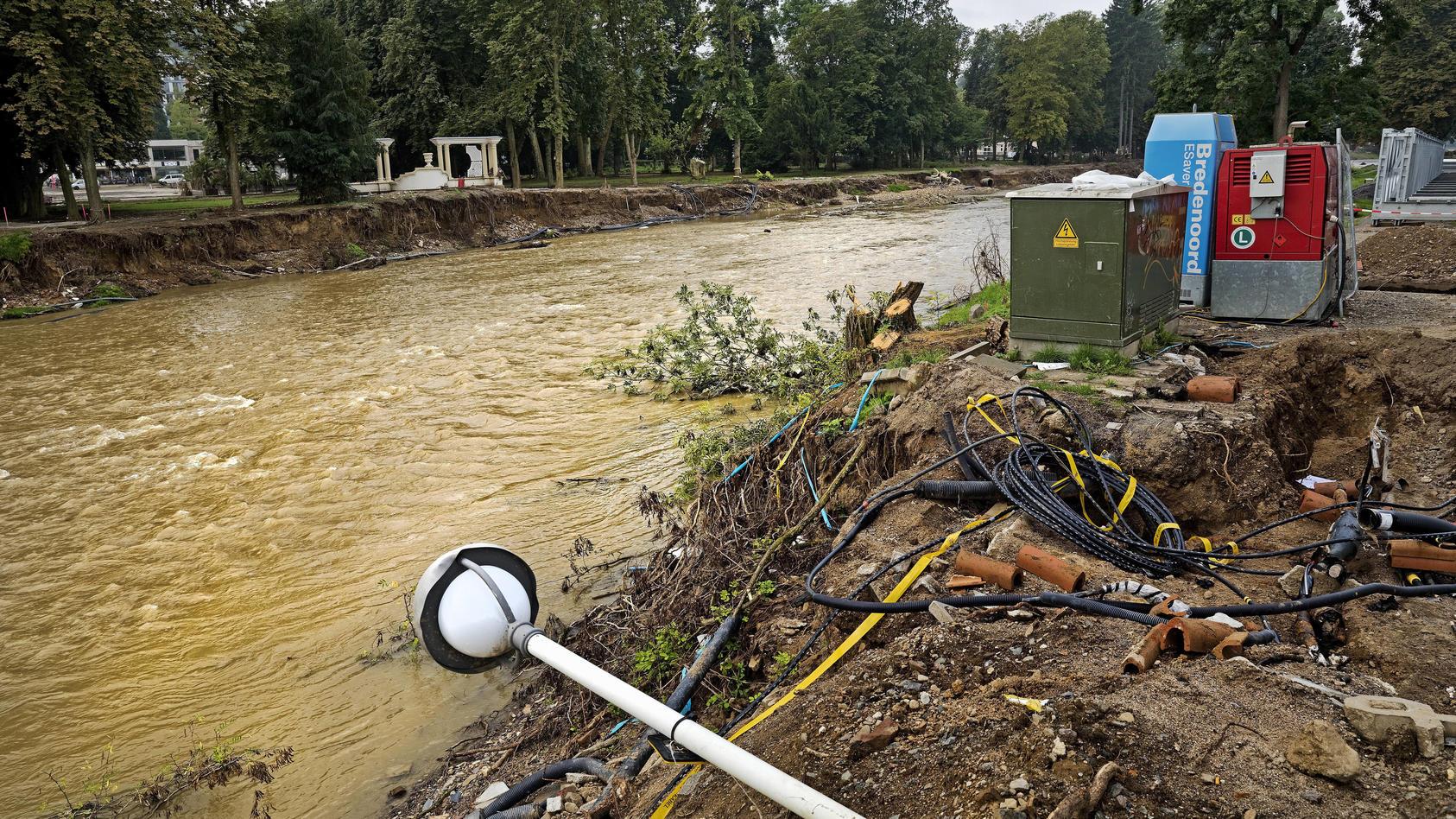 Flutkatastrophen wie die im Ahrtal könnten immer mehr zum Alltag gehören, sollte die Erderwärmung weiter voranschreiten