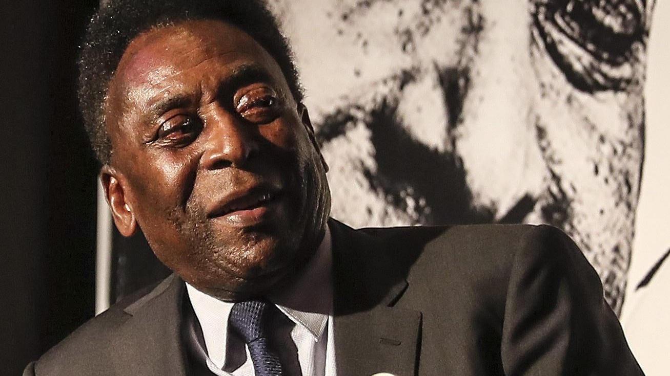 Fußball-Legende Pelé geht es schon wieder besser.