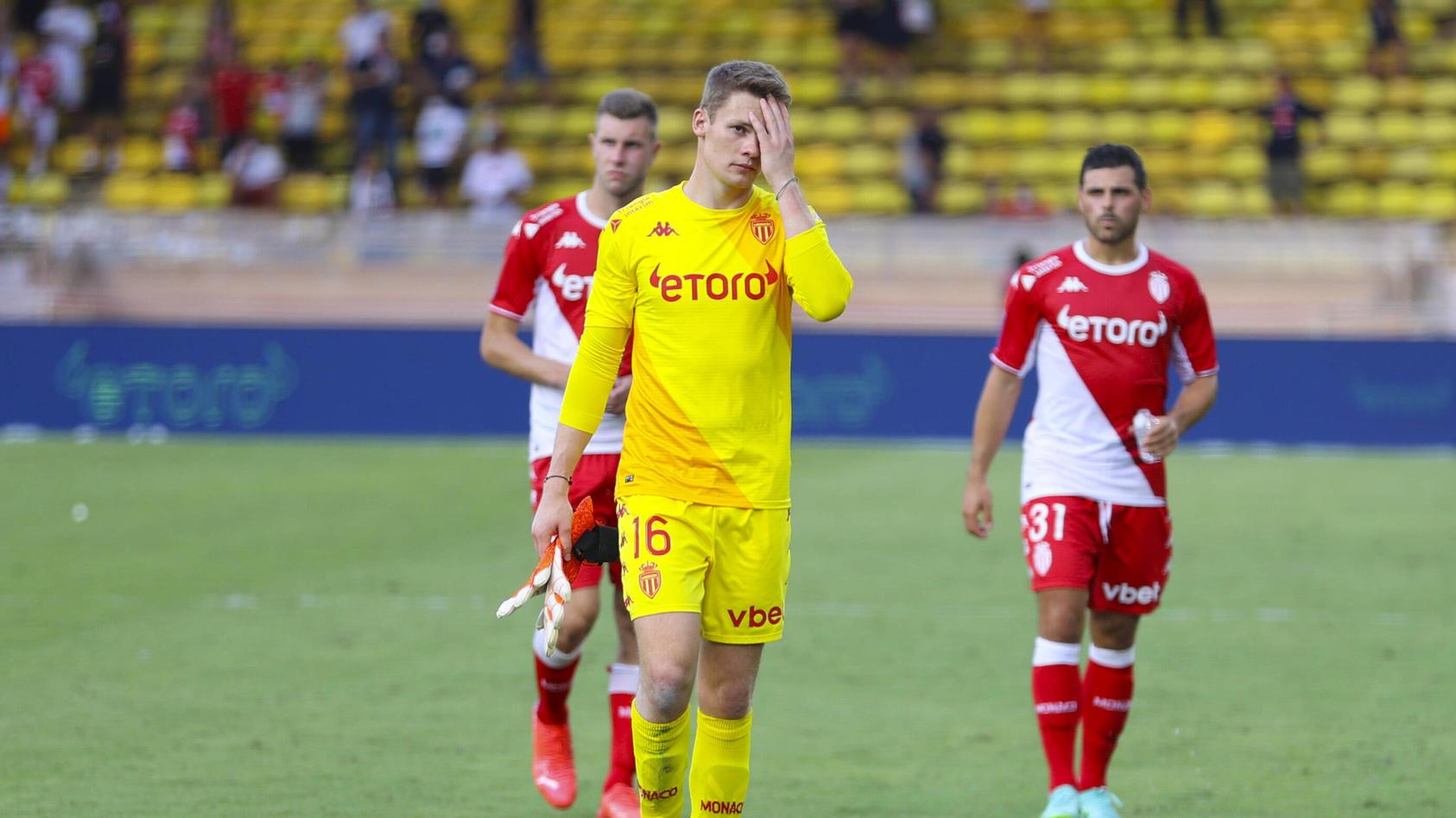 Alexander Nübel muss in Monaco Rückschläge und Kritik wegstecken.