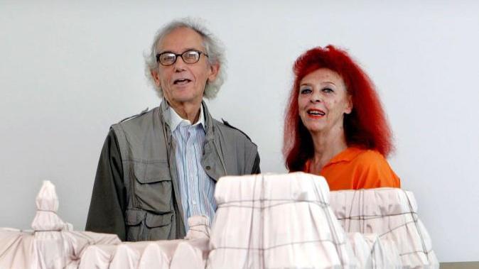 Christo und Jean-Claude