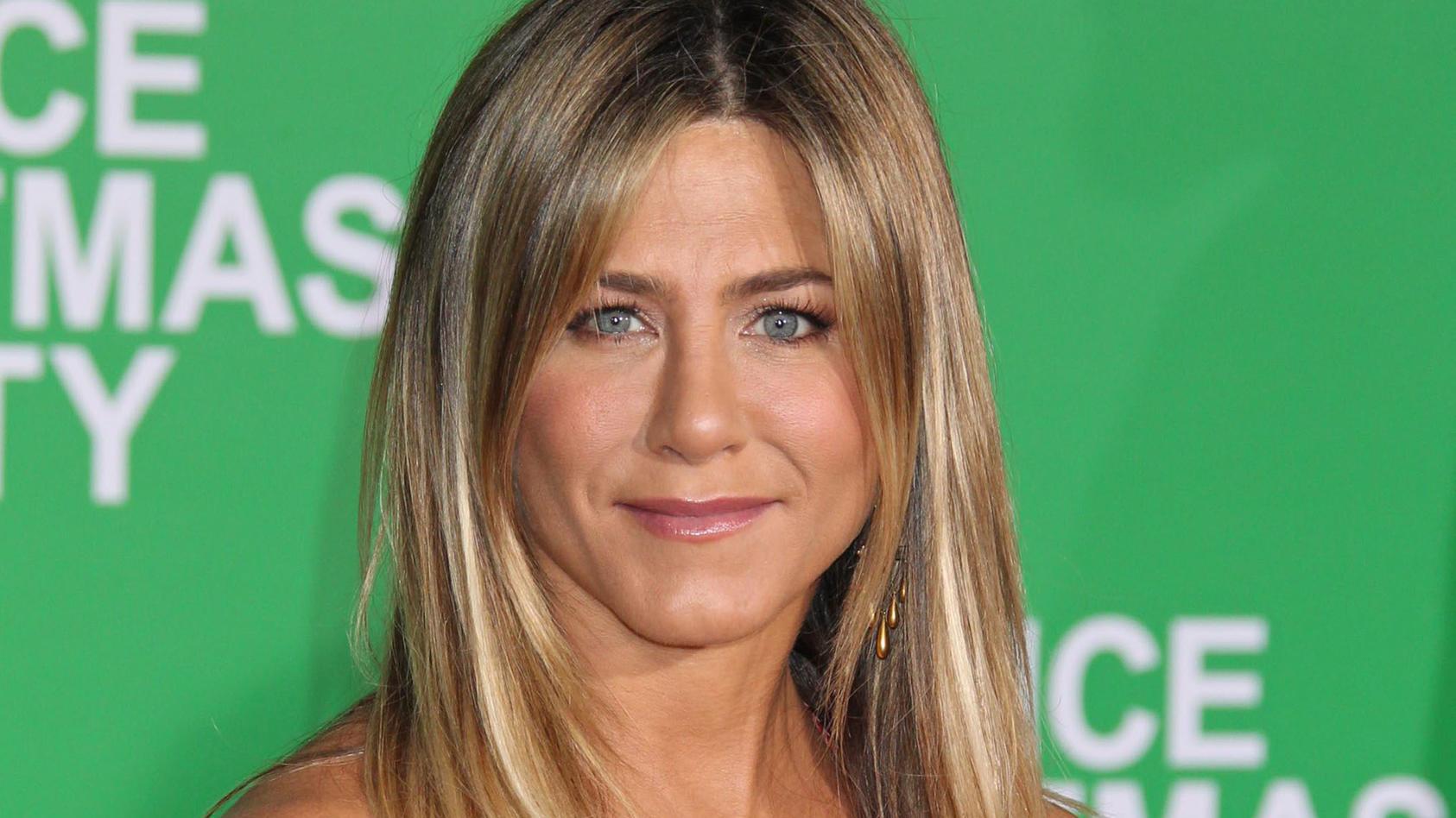Jennifer Aniston verrät, wie sie vor ihrer Schauspielkarriere Geld verdient hat