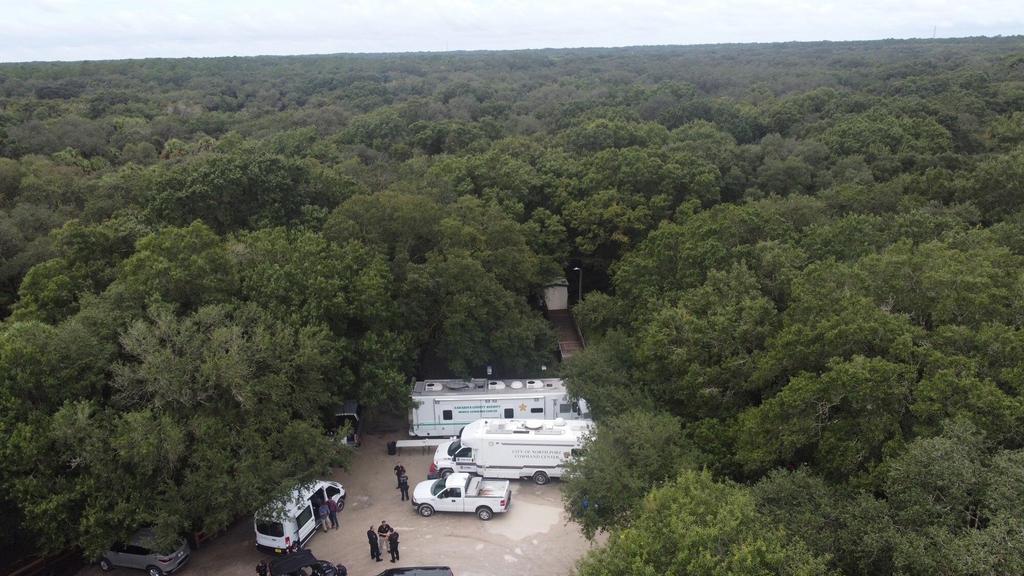 Fall Gabby Petito: Suche in Naturschutzgebiet in Florida