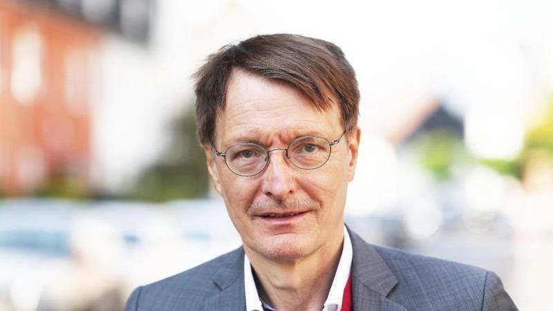 Karl Lauterbach, Gesundheitsexperte der SPD. Foto: Oliver Berg/dpa/Archivbild