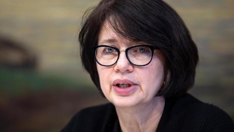 Claudia Bernhard (Linke), Bremens Senatorin für Gesundheit. Foto: Sina Schuldt/dpa/Archivbild