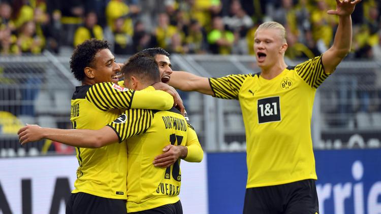 BVB bleibt an Bayern dran - Traumtor-Alarm im Fußball-Tempel