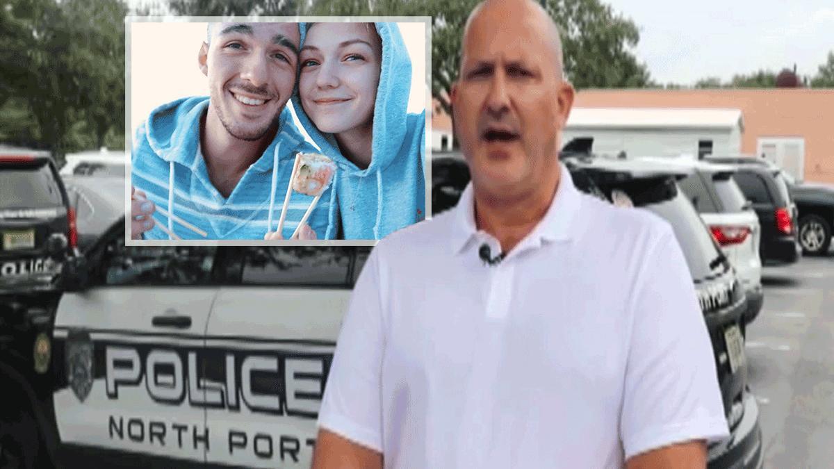 Joe  Petito kann nicht nachvollziehen, dass Brian Laudrie und seine Familie schweigen.