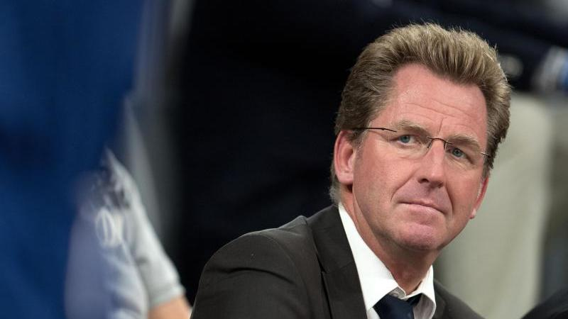 BBL-Geschäftsführer Stefan Holz. Foto: Nicolas Armer/dpa/Archiv