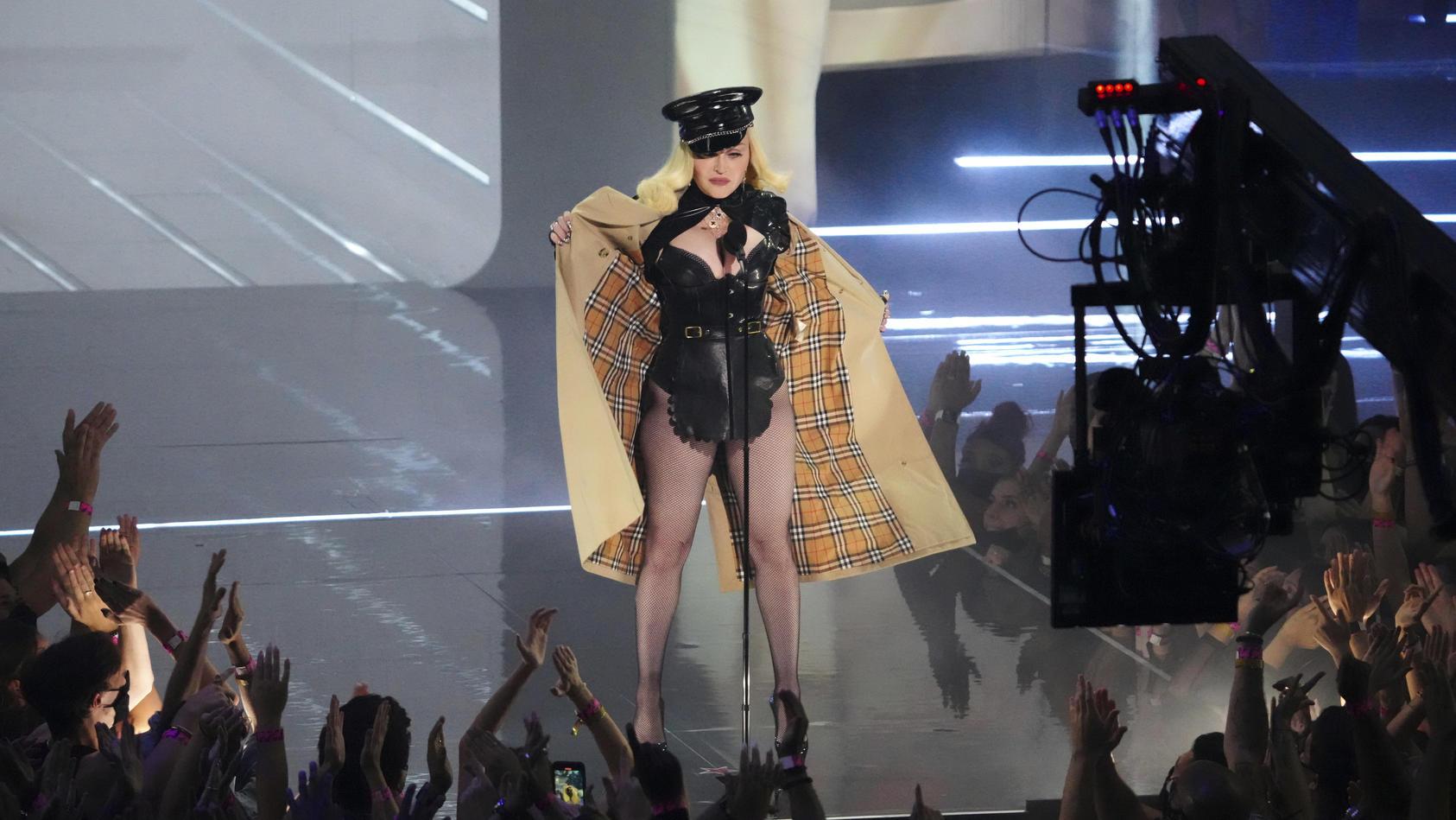 Madonna bei den VMAs