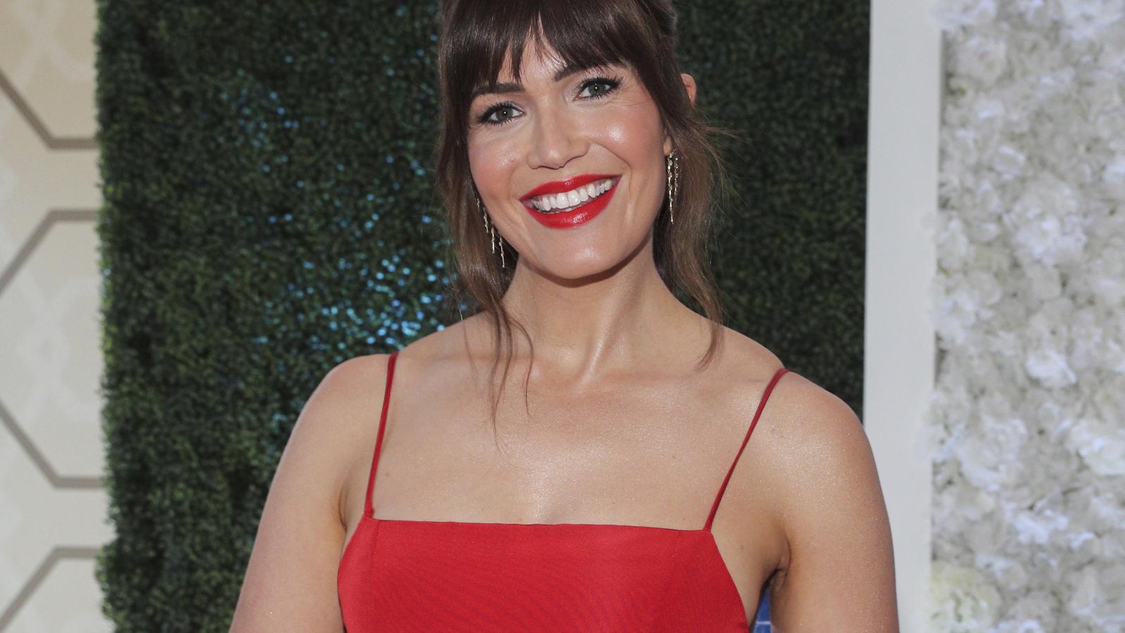 Mandy Moore bei den Emmys 2021