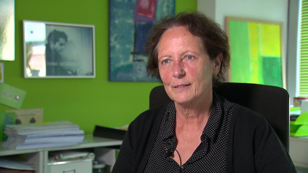 Die Darmstädter Wohnbau-Dezernentin Barbara Akdeniz (B'90/Grüne) unterstützt das Konzept der Lincoln-Siedlung.