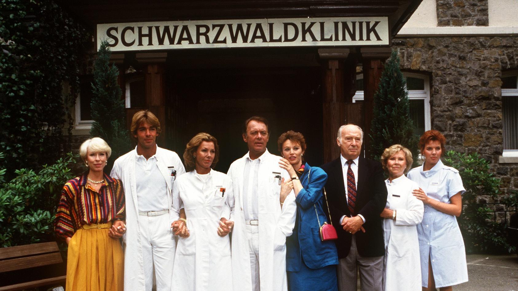 """""""Schwarzwaldklinik"""" - was machen die Stars heute?"""