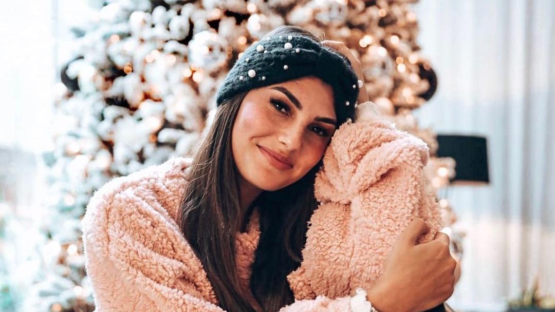 Yeliz Koc wünscht sich eine besinnliche Weihnachtszeit.