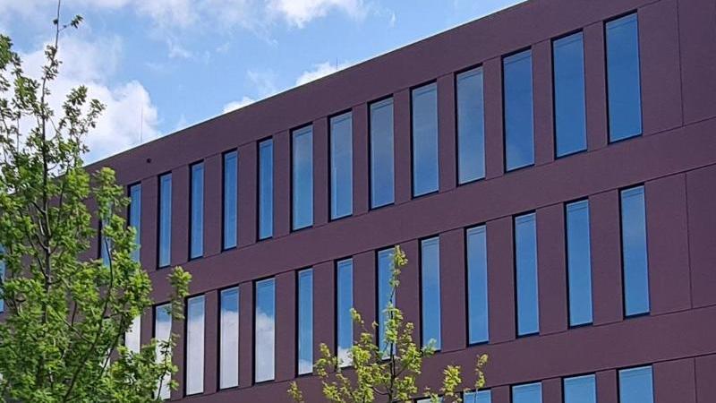 So sehen die neuen Start-up Labs Bahrenfeld aus. Foto: OTTO WULFF/obs/Archivbild