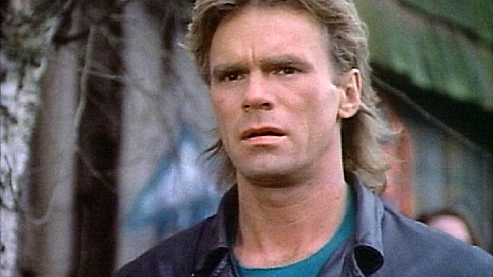 "Richard Dean Anderson war ""MacGyver"""