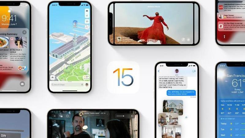 Ein stark überarbeitetes Facetime und viele weitere Neuerungen hat iOS 15 zu bieten. Foto: Apple Inc./dpa-tmn