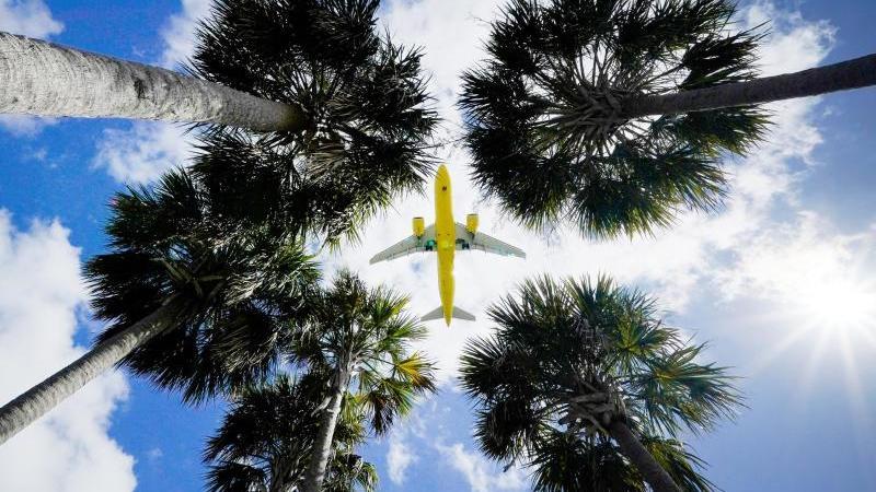 Passagierflugzeuge aus Europa werden zukünftig wieder in die USA fliegen dürfen - zumindest mit Geimpften an Bord.
