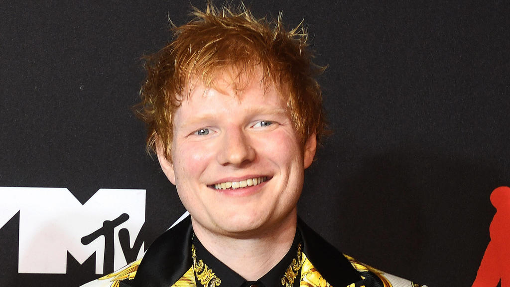 June 8, 2017, New York, NY, USA: Ed Sheeran attends the 2021 MTV Video Music Awards at Barclays Center on September 12, 2021 in the Brooklyn borough of New York City. New York USA - ZUMAs181 20170608_zea_s181_065 Copyright: xImagespacex