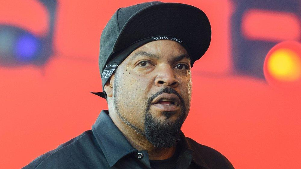 Ice Cube verabschiedet sich auf Twitter von Anthony Johnson.