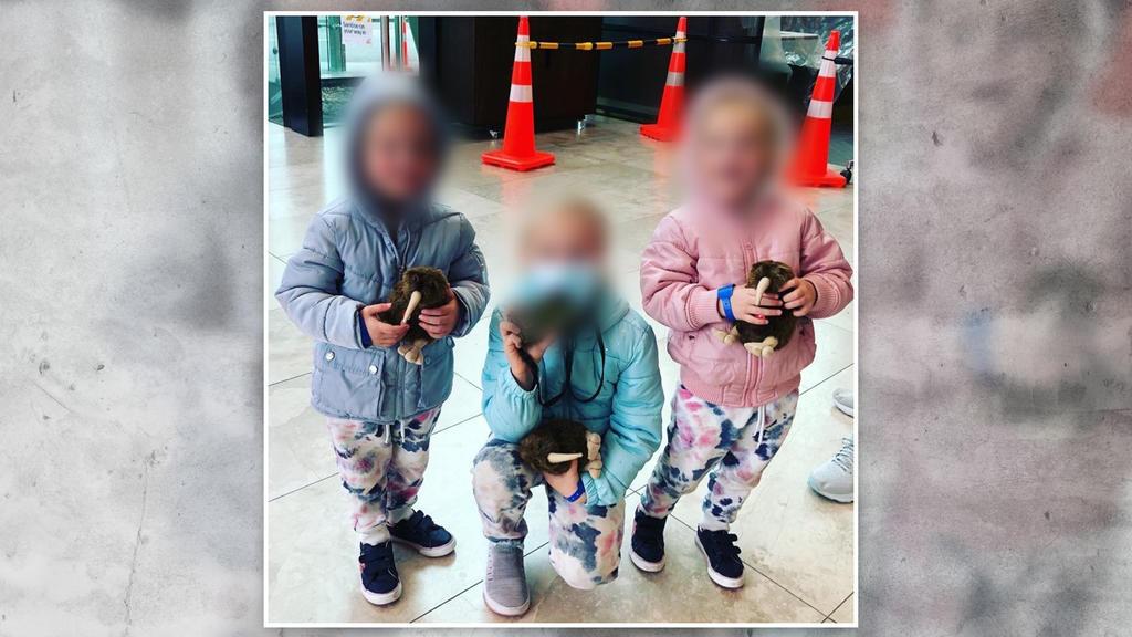 Neuseeland: Zwillinge Maya und Karla (†2) und Schwester Liane (†6) tot aufgefunden
