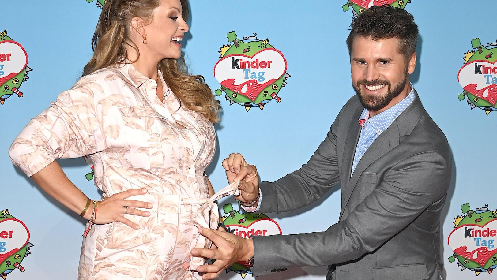 Im Dezember werden Thore und Jana Schölermann Eltern einer Tochter.