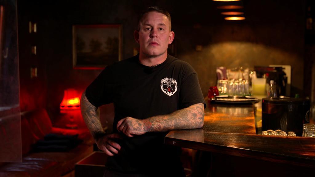 Der Gastronom Daniel Schmidt hat durch die Lockdowns stark gelitten.