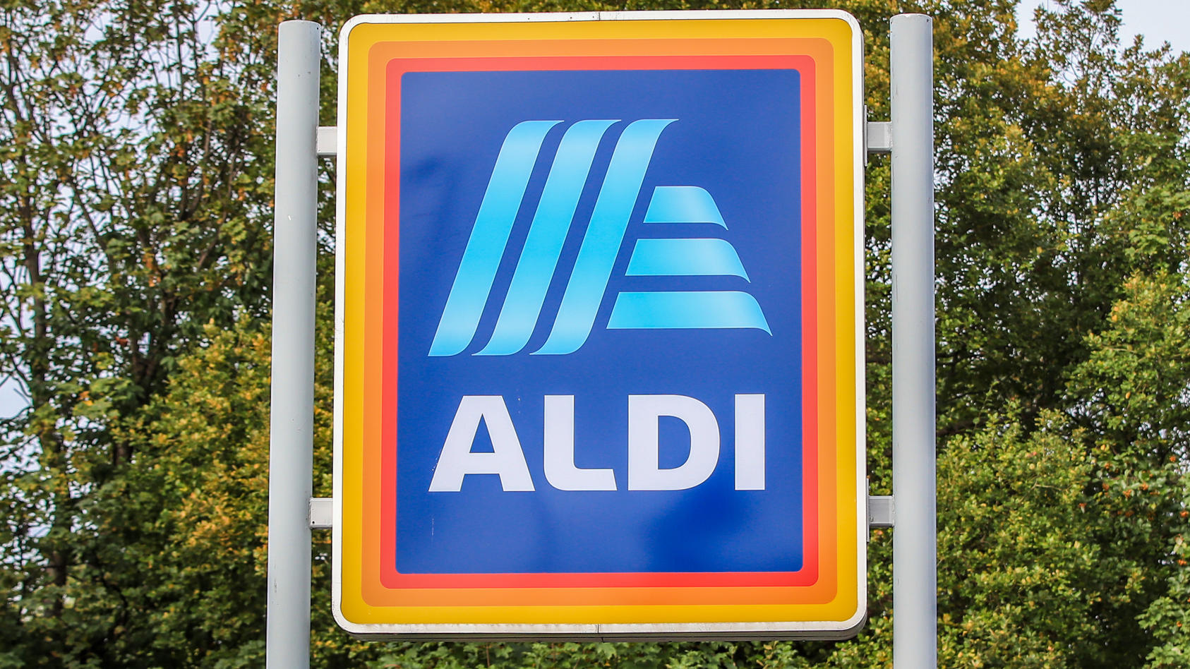 Aldi testet in Großbritannien Filialen ohne Kassenbereich.