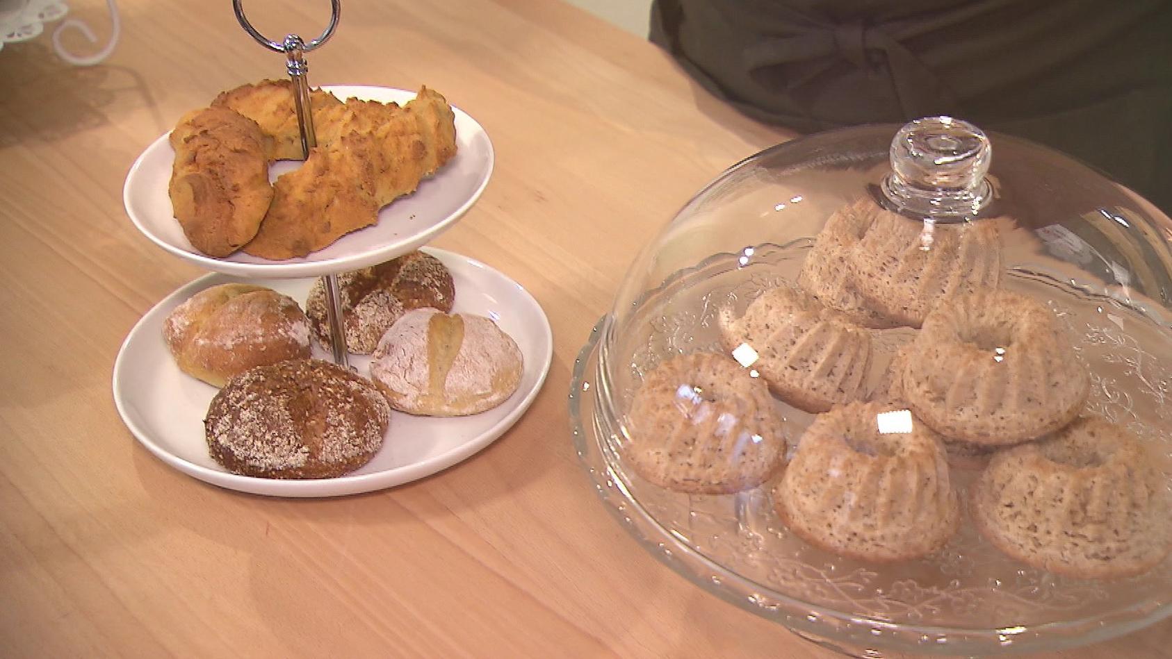 Die Leckereien von Dana Altekrüger gibt es jetzt in einer Bäckerei zu kaufen