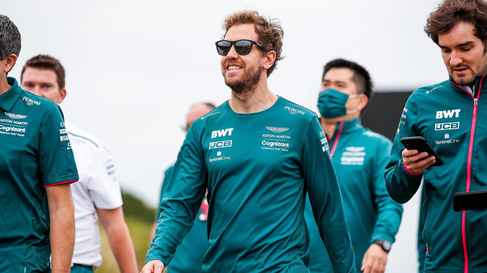 Sebastian Vettel bekommt Verstärkung