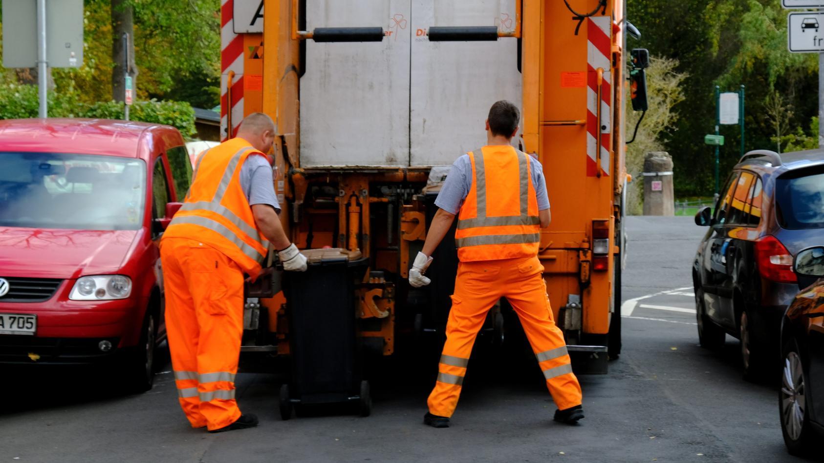 Die Gebühren für Müllentsorgung unterscheiden sich von Stadt zu Stadt erheblich.