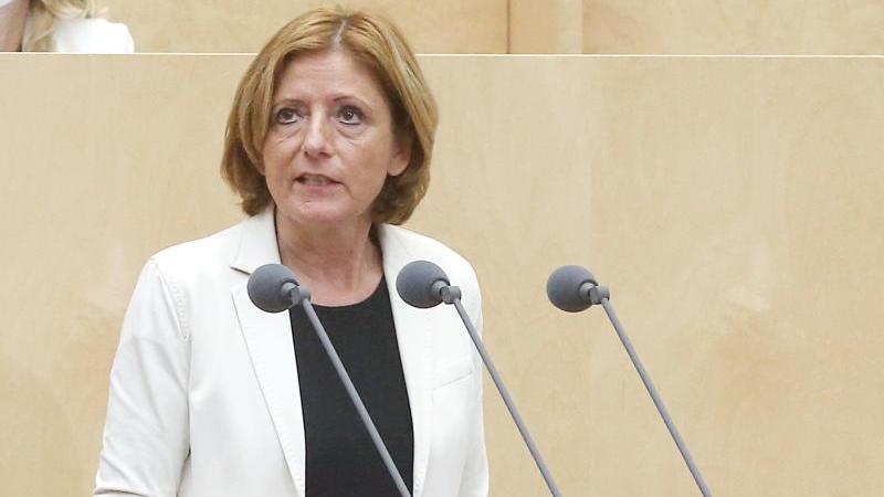 Ministerpräsidentin Malu Dreyer (SPD). Foto: Wolfgang Kumm/dpa/Archivbild