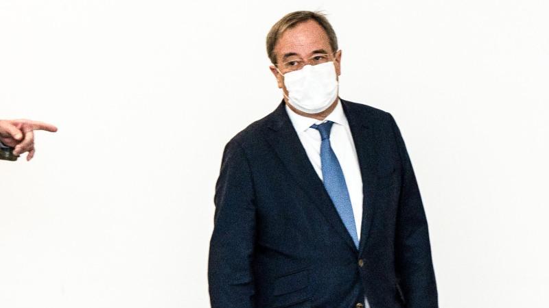 Armin Laschet (CDU), Ministerpräsident von Nordrhein-Westfalen. Foto: Federico Gambarini/dpa/Archivbild