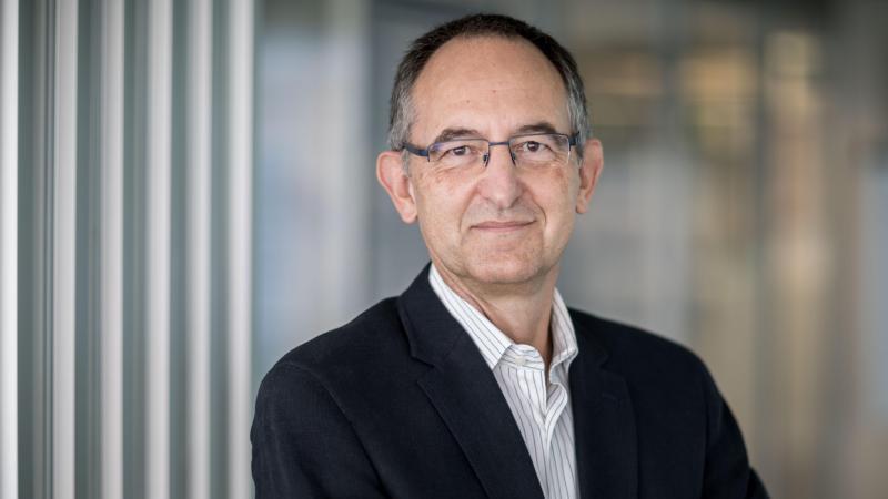 Matthias Jung, Vorstand des Meinungsforschungsinstituts Forschungsgruppe Wahlen. Foto: Michael Kappeler/dpa