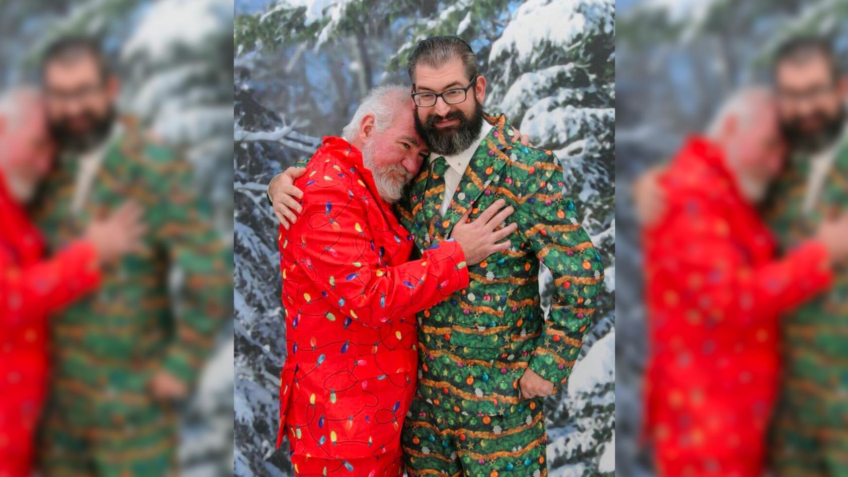 Bob Lee Allen und sein Ehemann Thomas Evan Gates kastrierten einen 28-jährigen Mann in einer Ferienhütte.