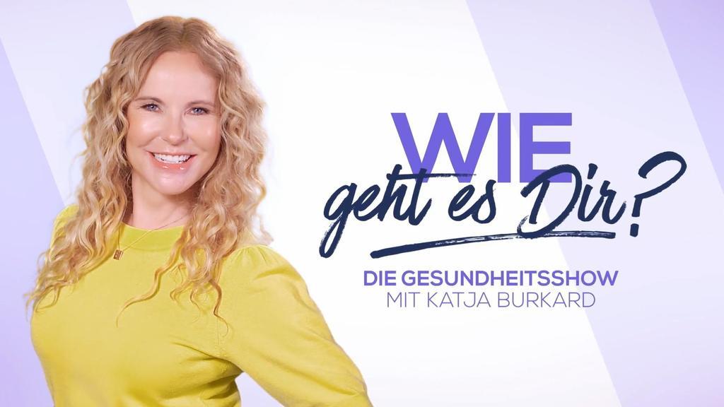 """Katja Burkard präsentiert das neue Gesundheitsformat """"Wie geht es dir?"""" bei RTLup"""