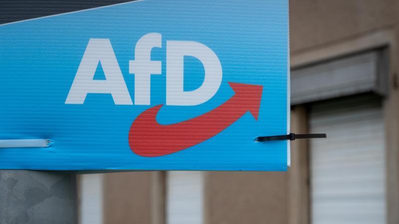 Umfragen zufolge könnte die AfD bei der Bundestagswahl in Sachsen, Thüringen und Sachsen-Anhalt stärkste Partei werden. Foto: Hendrik Schmidt/dpa-Zentralbild/dpa
