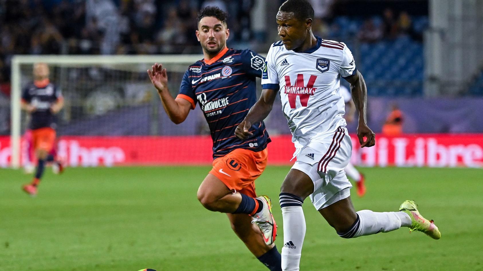 Vor dem Spiel Montpellier HSC - Girondins Bordeaux kam es zu Ausschreitungen.