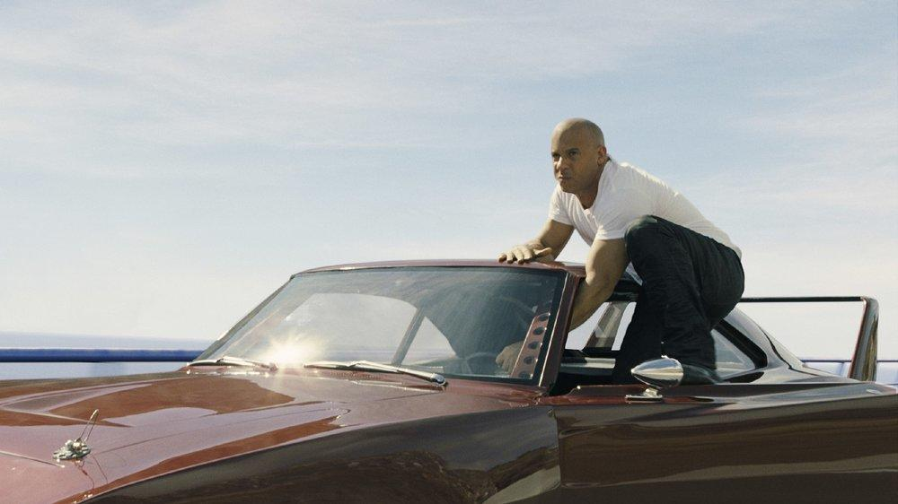 """""""Fast & Furious 6"""": Dom (Vin Diesel) muss alles riskieren, um Shaw zu stoppen und sein eigenes Leben zu retten."""