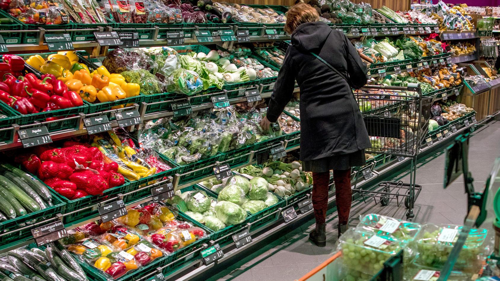 Obst und Gemüse sind deutlich teurer geworden.