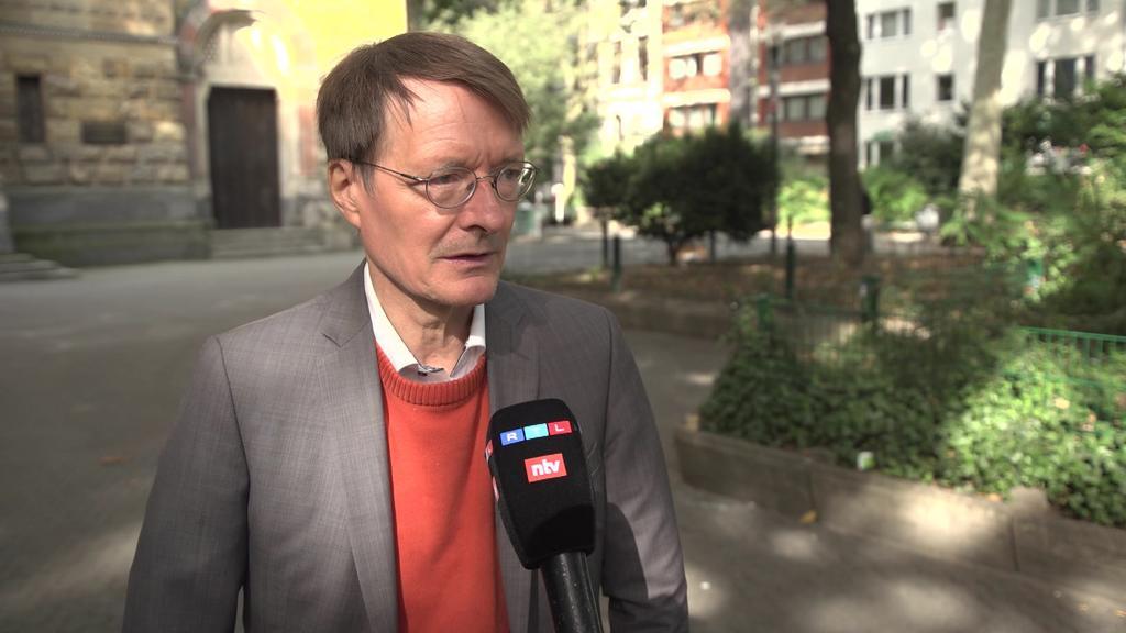 Karl Lauterbach kritisiert die Entscheidung der Gesundheitsminister.