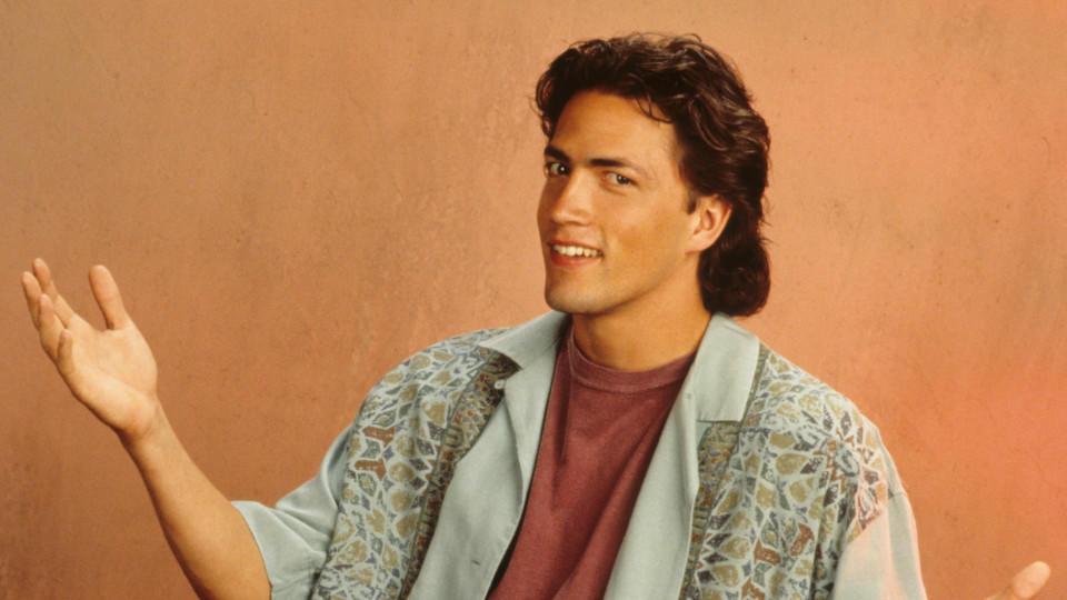 Andrew Shue war der Frauenschwarm in der Serie