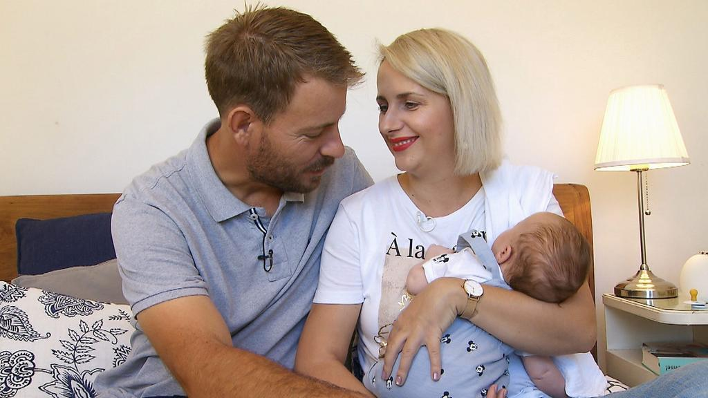 Seit Januar 2021 sind Gerald und Anna Eltern des kleinen Leon