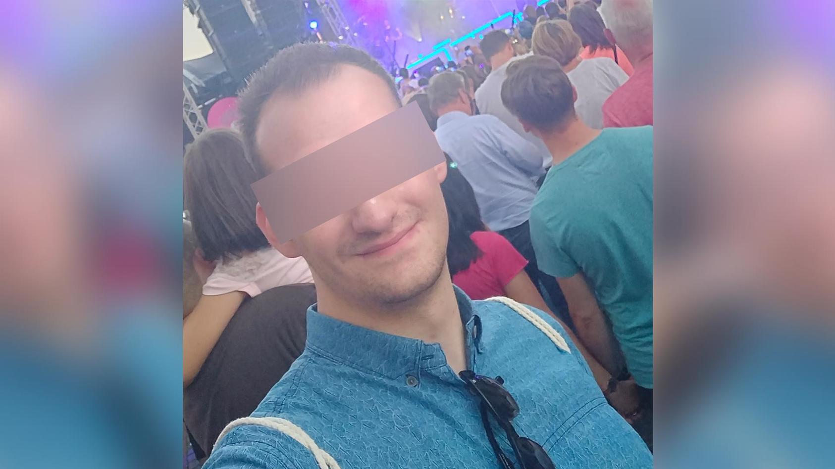 Simon S. steht im Verdacht, die 25-jährige Hannah S. in Hamm getötet zu haben.